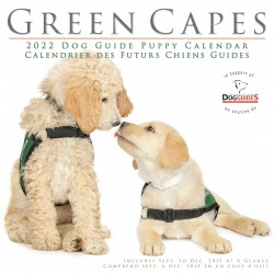 2022 Green Capes Dog Guide...
